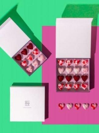 Caixas de Coração