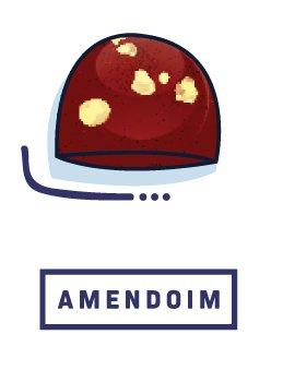 Bombom Amendoim