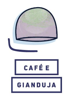 Bombom Café e Gianduja