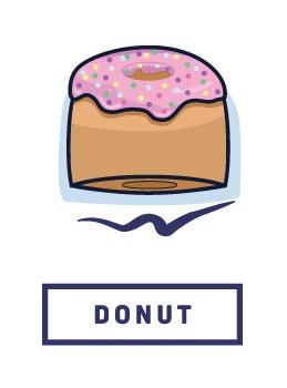 Bombom Donut