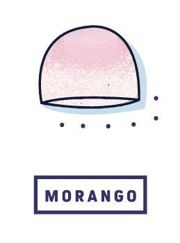 Bombom Morango