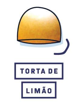 Bombom Torta de limão